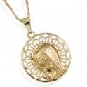 Imagen Cadena con Medalla para Niña de Comunion