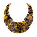 Imagen Collar Safari Tonos Marrones