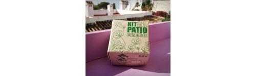 Kit de siembra con la esencia de los Patios de Córdoba