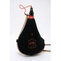 Imagen Bota de Vino Pez Recta Negra 1 litro