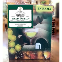 Vino Sin Filtrar Tinaja en Rama 3 Litros