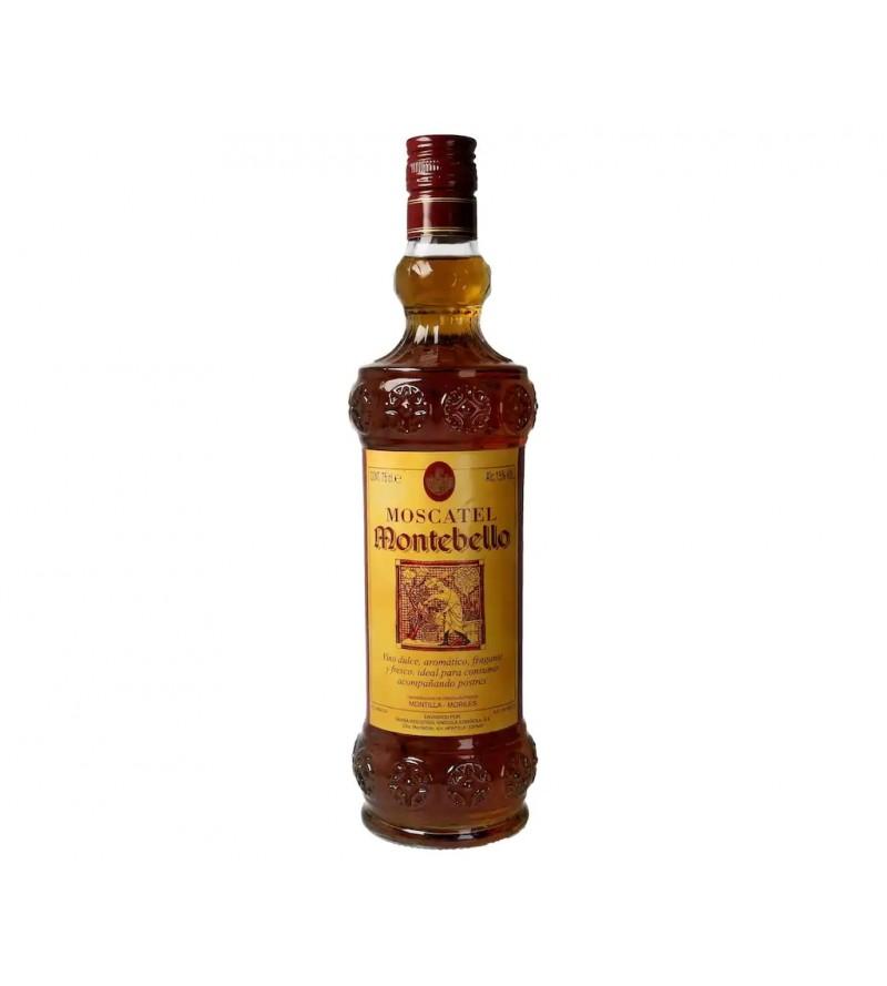 6 Botellas Moscatel...