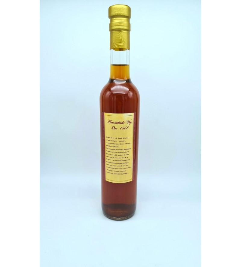 Amontillado Viejo Oro 1868...