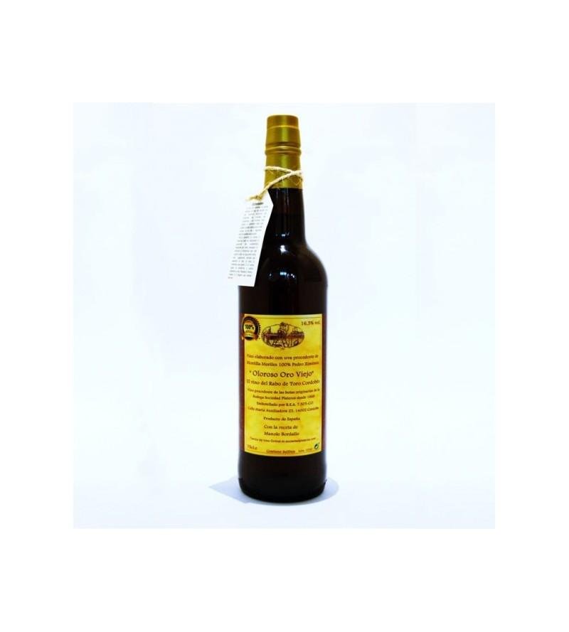 OLOROSO El Vino del Rabo de...