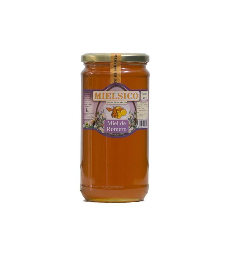 Miel de Romero 100% pura 1 kg.