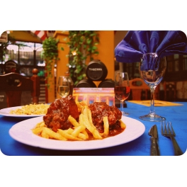 Menú Gastronomía Cordobesa