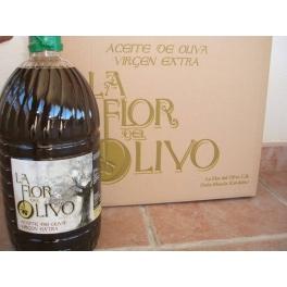 Caja 3x5 L Aceite de Oliva Virgen Extra ( 15 Litros )