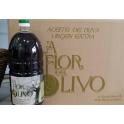 Imagen Caja de 8 unidades La Flor del Olivo 2 L Pet