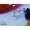 Imagen Cruz en plata y baño de rodio creada con Crystales de Swarovski®