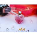Imagen Colgante de corazón plata y baño de rodio creado con Crystales de Swarovski®