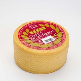 Queso de Cabra curado, elaborado con leche cruda 700 Gr.