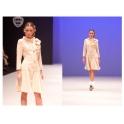 Imagen Conjunto Blusa + Falda + Abrigo