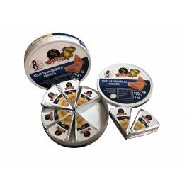 Dulce de membrillo calidad primera. 5,900 kg. Lata con doble tapa