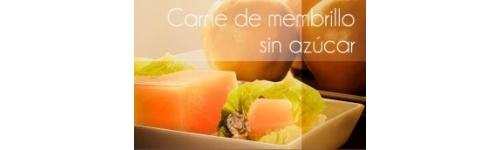 CREMA DE MEMBRILLO ARTESANA SIN AZÚCAR SACAROSA AÑADIDA