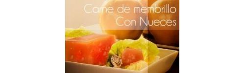 CARNE DE MEMBRILLO CASERA CON NUECES