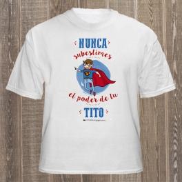 """Camiseta Hombre """"Tito"""""""