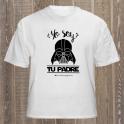 """Imagen Camiseta """"Yo soy tu padre""""."""