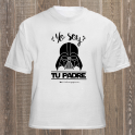 "Camiseta ""Yo soy tu padre""."