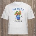 "Imagen Camiseta Hombre ""Patio"""