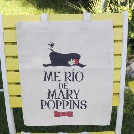 """BOLSA """"ME RIO DE MARY POPPINS"""""""