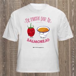 """CAMISETA HOMBRE """"SALMOREJO"""""""