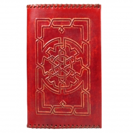 Cuaderno en piel Yamil