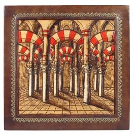 Cuadro decorativo Mezquita