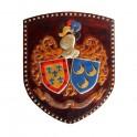 Imagen Escudo de apellidos Doble