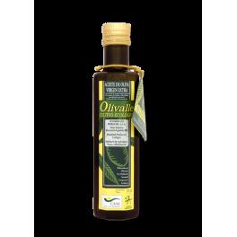 Aceite de Oliva Virgen Extra Ecológico Cristal 250cc