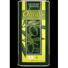 Aceite de Oliva Virgen Extra Ecológico Lata 5L