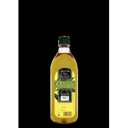 Aceite de Oliva Virgen Olivalle Pet 1l.