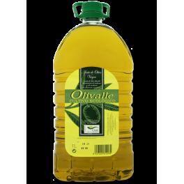 Aceite de Oliva Virgen Olivalle Pet 5L - 1 caja (3 uds)