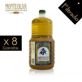 Aceite de Oliva Virgen Extra Monteoliva 2 L. (Filtrado)