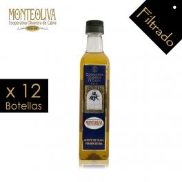 Aceite de Oliva Virgen Extra Monteoliva 500 ml (Filtrado)