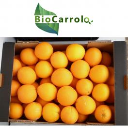 Naranjas Ecológica en Caja