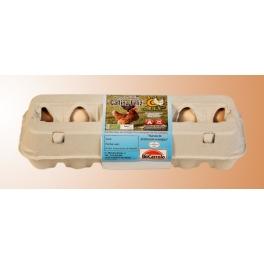 Huevos Ecológicos clase M -...