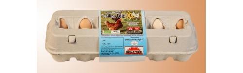 Huevos Ecologicos Clase XL