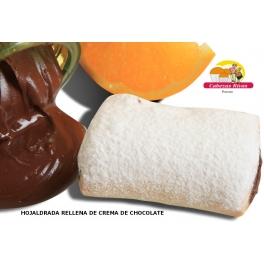 HOJALDRADA DE CHOCOLATE