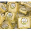 Imagen Cuña de un octavo de queso Quinkana semicurado en aceite de oliva