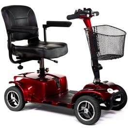 Alquiler scuter eléctrico Libercar