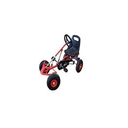 Alquiler coche pedal individual infantil