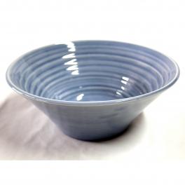 Ensaladera de cerámica o centro de mesa de diseño
