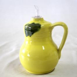 Aceitera / Vinagrera de gres que no se filtra