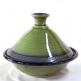 Tajín de cerámica