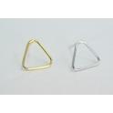 Imagen Pendientes triángulo