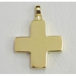 cruz cuadrada
