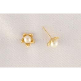Pendientes perla