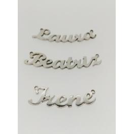 Nombres de plata